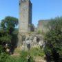 Monjan castle